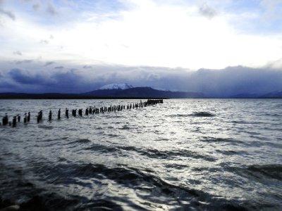 la promemade de Puerto Natales