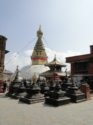 Swayambhunath / Monkey Temple