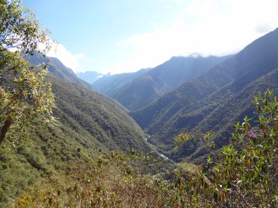 Valle del Choro