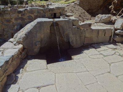 Fontaine inka