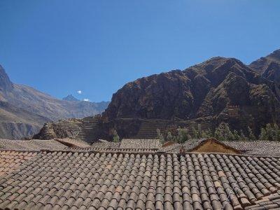 La citadelle vue des toits