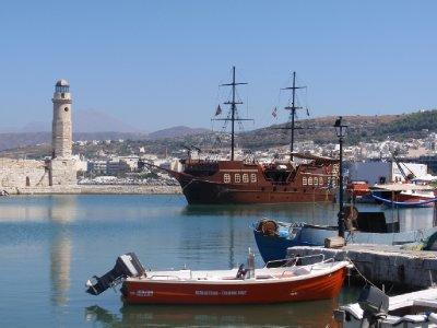 Rethymon Harbour (1)