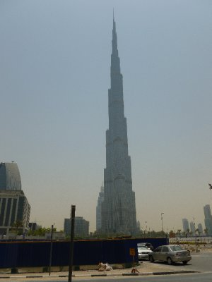 Tallest building