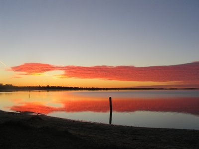 shoalhaven heads sunrise