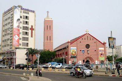 Cotonou's Cathedral