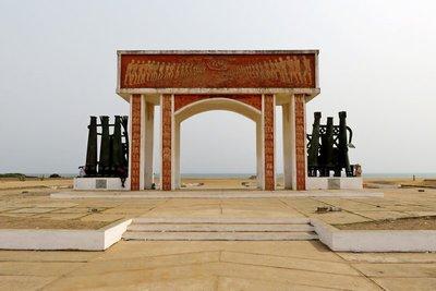 New Door of No Return Monument