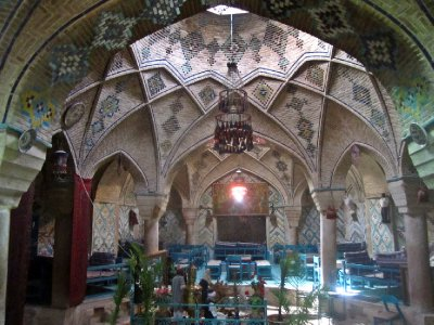 Traditional Teahouse, Kerman