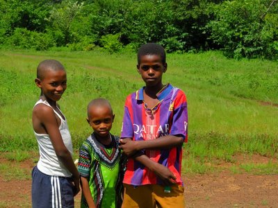 Guinean Kids