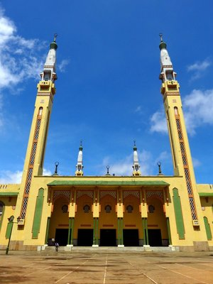 Conakry's Grand Mosque