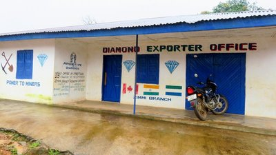 Diamond Office