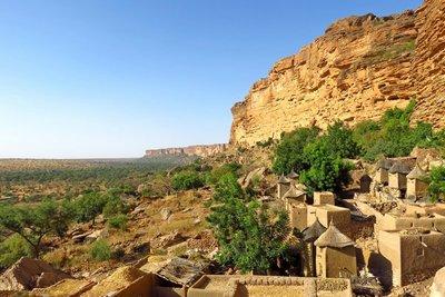 Dogon Escarpment
