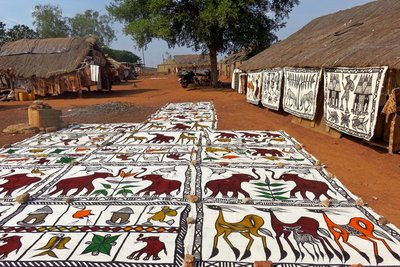 The Famous Korhogo Fabrics