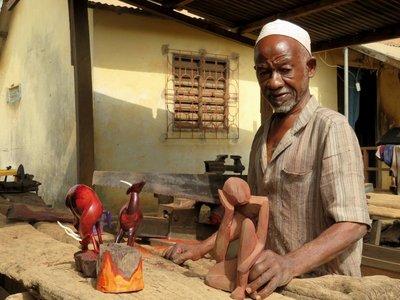 Ivorian Carpenter