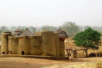 Traditional Tata House