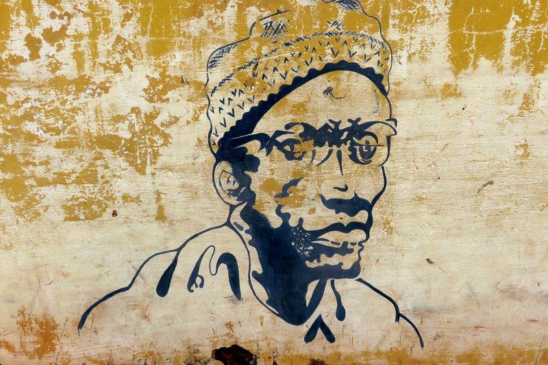 Amílcar Cabral Mural