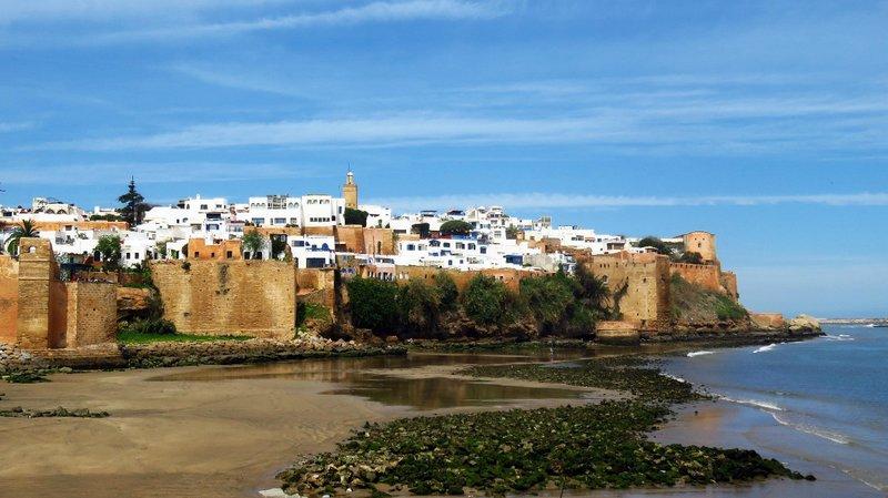 Rabat's Kasbah (Castle)
