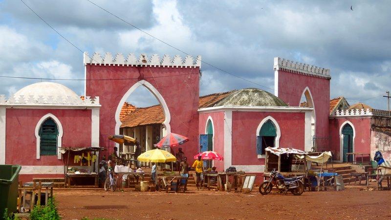 Bafata's Old Covered Market