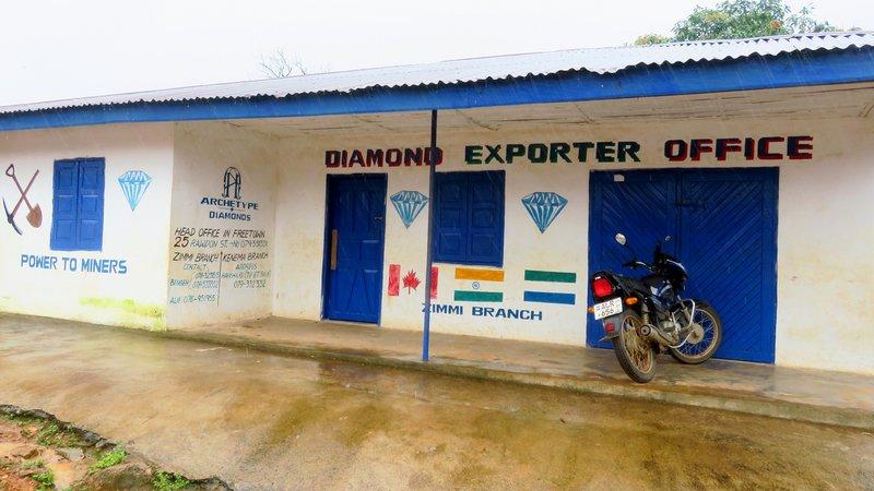 Diamond Office