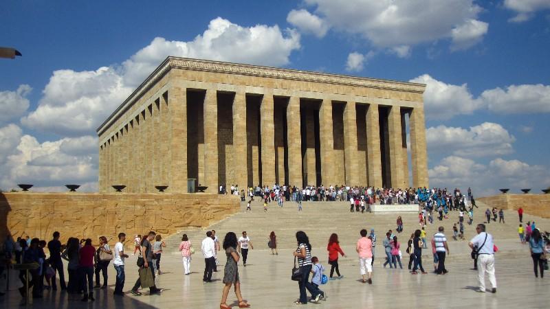 Ataturk's Tomb