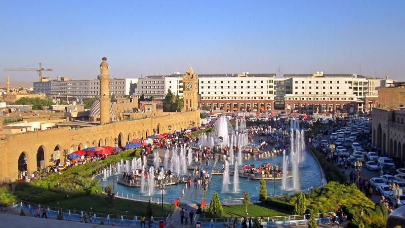 Erbil Main Square