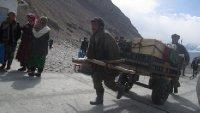 Afghan trader