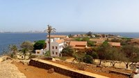 Gorée in its Entirery