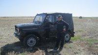 Zhambyl, my driver