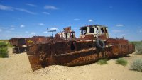 Ships Left to Rust