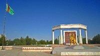 Yet Another Niyazov Statue
