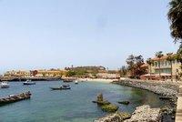 Gorée Harbour