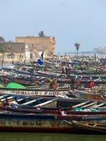 Pirogues (in Senegal)