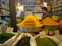 Mountain of Spices, Shiraz' Bazaar