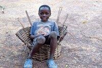 Village kid, Liberia