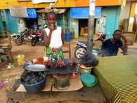 Guinean Street Food