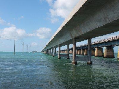 7 Mile Bridge - Pigion Key