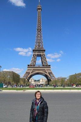 Pene in Paris