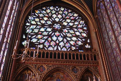 Incredible stained glass
