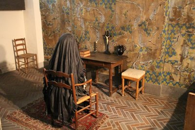 Marie Antionette's prison cell