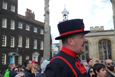 Our Beefeater guide