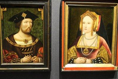 Henry VIII & Catherine of Aragon