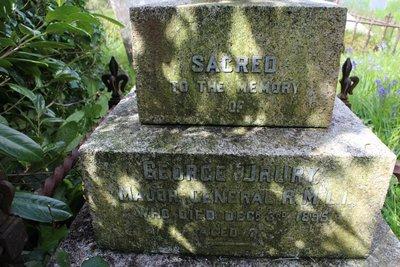 Grave inscription