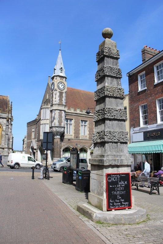 Dorchester Town Pump