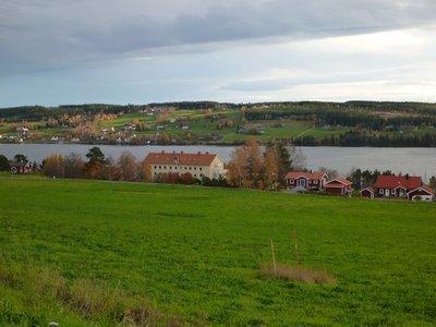 Ostersund scenery
