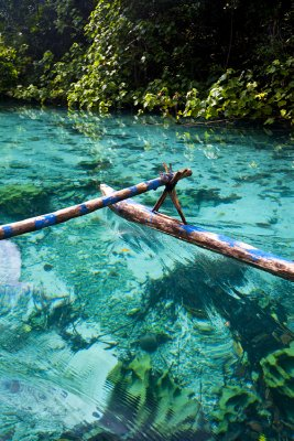 Riri River, Santo Island