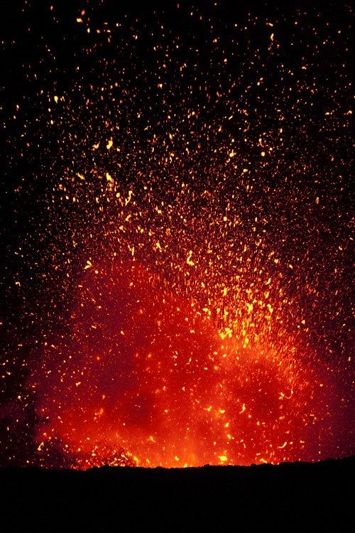 Yasur volcano, Tanna Island