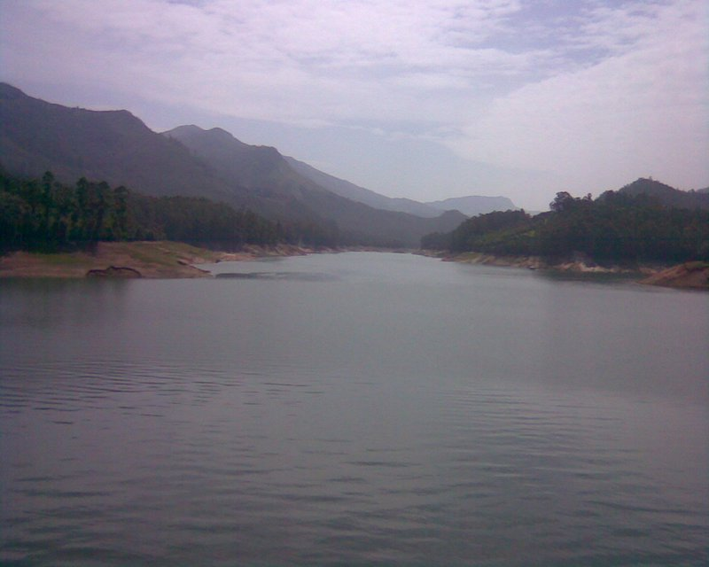 Periyar Lke, Kerala
