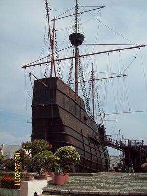 Maritime Museum in Melaka