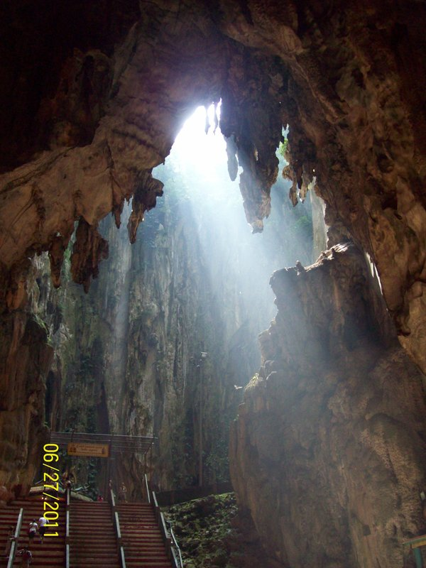 Batu Caves - Inside the Cave