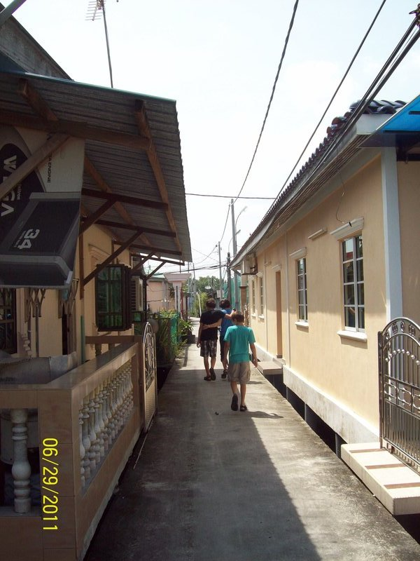 City Streets (Housing) Palau Ketam