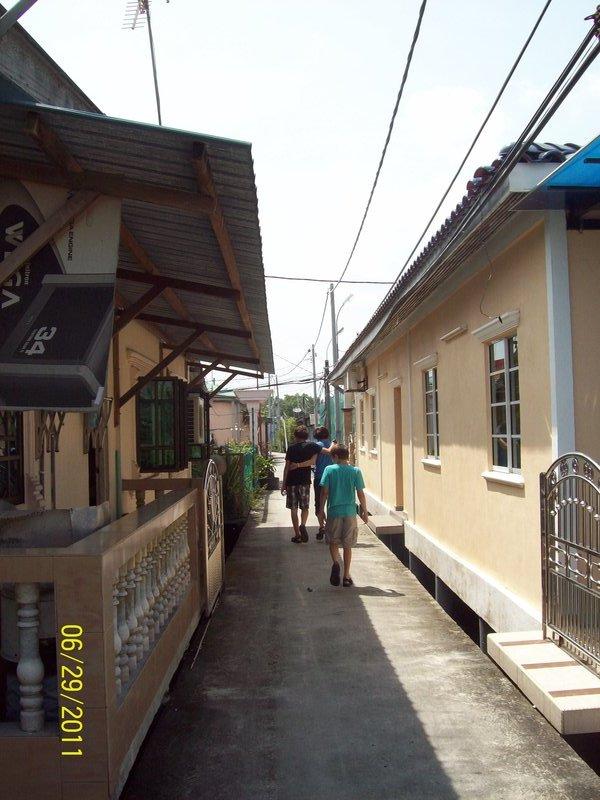 City Streets (Housing) Palau Ketam